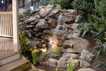 Outdoor Waterfeatures