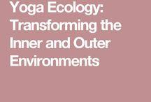 Yoga Ecology