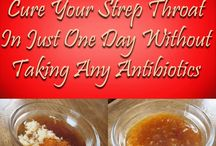 Sore Throat Remedies