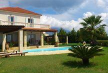 Villa Athina @ Liakas Villas / Superb Three Bedroom Villa With A Private Pool And Stunning Views  in Spartia Kefalonia