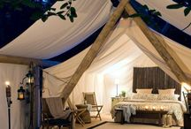 Glamping / A cool way to travel: enjoy nature!