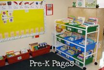 pre cute preschool rooms / by Jennifer Nowak