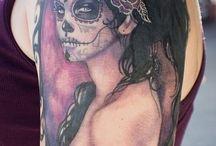 tattooes / by Blanca Lamas-Sanchez