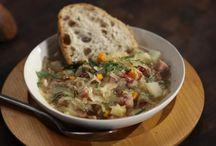 Sauerkrauts and Soups