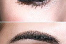 Eye make up and facial care tips