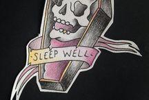 Tattoos / Traditional tattoos