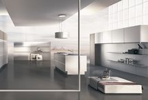 Del Tongo. Plana / The kitchen you want to live with. Design by Makio Hasuike & Co.