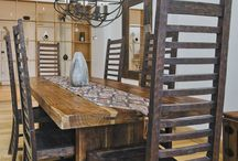 Dining Room / Dining Room styles that we love. / by Brandt Rayburn