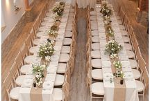 TABLES / HESSIAN RUNNERS