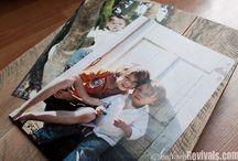 Foto op hout / Foto op hout