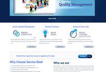 Website Designs / Eloquent website design and development studio