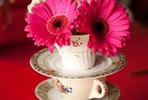 Floral Arrangements / by Sondra Foust