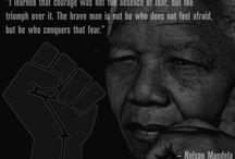 Madiba / a True legend and inspiration