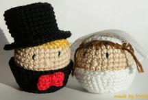 horgolt esküvő (crochet wedding)