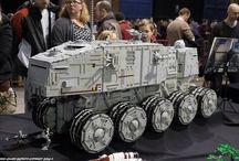 A lego Star Wars