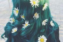 Schöne Haarfrisuren
