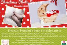 Sessioni fotografiche natalize