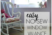 Window Seat Valence