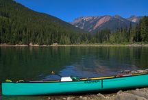 Cascadia Lakes / Many of the lakes in Washington State are beautiful, clear, and cold.