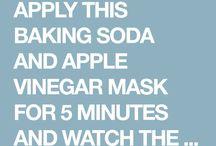 Baking soda remedies