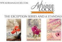 Books by Adriana Locke - Random / Random pictures about my books