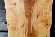 Planken woonkamer tafel