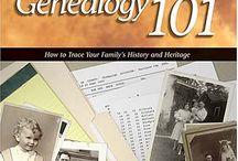 Genealogy family / by Lynn Brown