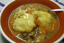 Klimp till soppa