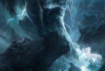 Lovecraftian mythos