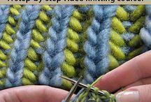 2kleuren brioche knitting how