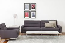 Decorating / Waverly // Apartment vibes