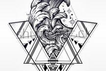 Drawns