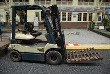 Global Forklift Trucks Market 2024