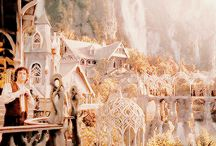 Middle-Earth / by Maiandra