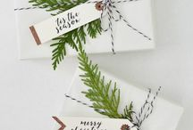 Holiday Cheer / Gift Wrapping / Decor / Holiday Celebrates / Fun / Cheer
