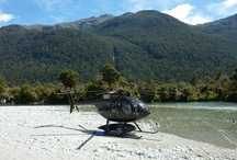 Heli Adventures New Zealand  / All things adventurous in NZ with the help of the heli. www.southernriverflyfishing.co.nz