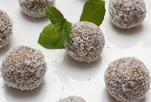 Protein balls without dried fruit