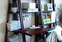 Office / by Amanda Jupena