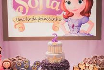 Prinses Sophia party