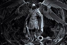 Book visuals: Angels & Demons