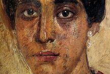 115 Fayum Paintings