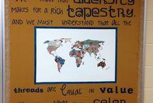 Bulletin Boards / by Angela Navarro