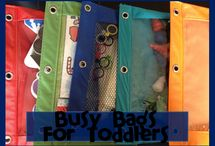 Busy Bags / by Rachel Reed