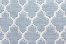 Patterned Carpet and Rugs / Beautiful patterned carpets and rugs from brands that we carry at Paradigm Interiors.