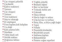 ceyiz listesi