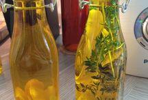 Öle und liköre