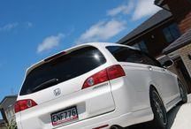 Honda Accord/TSX