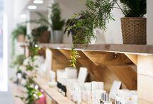 Lily & White / Reforma para tienda de alta cosmética en A Coruña