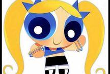 Powerpunk girls / Powerpunk girls are the evil version of the Powerpuff girls