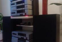 audio készülékek / Videoton, Orion, BEAG, Mechlabor...